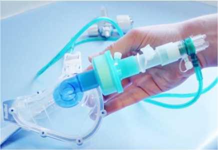 La valve CPAP de Boussignac, pour une VNI sans contamination