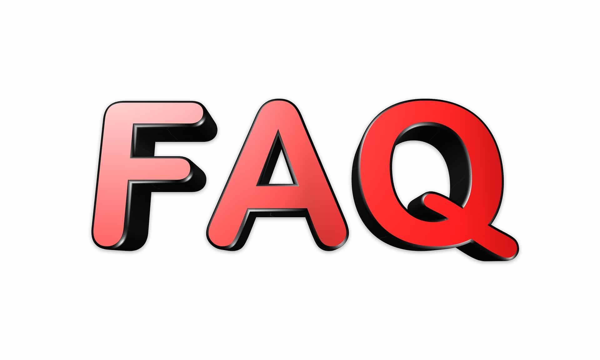 Vos questions les plus fréquentes sur ce projet